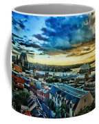 Sydney Harbor Sunrise Coffee Mug