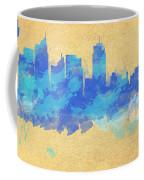 Sydney In Blue Coffee Mug