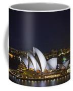 Sydney Opera House In Australia Coffee Mug