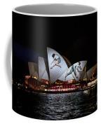 Sydney Opera House  Iv Coffee Mug