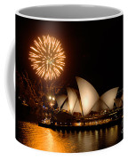 Sydney Opera Theatre Coffee Mug