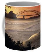 Sydney Surf Time Coffee Mug