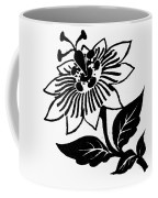 Symbol Passion Flower Coffee Mug
