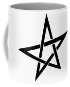 Symbol Pentacle Coffee Mug