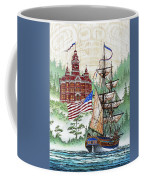 Symbols Of Our Heritage Coffee Mug by James Williamson