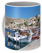 Symi Island Greece Coffee Mug