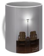 Symmetrical Waiting Room Coffee Mug