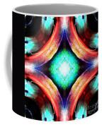 Symmetry Of Colors Coffee Mug