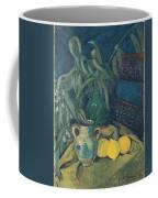 Synchrony In Green Coffee Mug