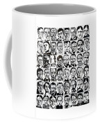 Szondi Test  Coffee Mug