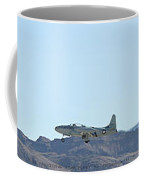 T-33 Shooting Star Flyby Nellis Coffee Mug