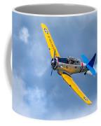 T-6 Texan Flying Coffee Mug