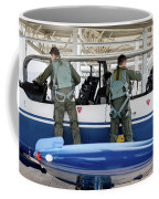 T-6 Texan Pilots Of The Hellenic Air Coffee Mug