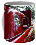 Vintage Car - Opera Window T-bird - Luther Fine Art Coffee Mug