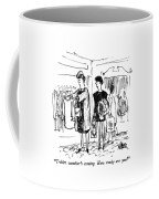 T-shirt Weather's Coming.  How Ready Are You? Coffee Mug
