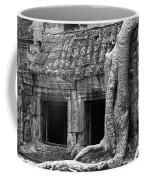Ta Prohm Roots And Stone 02 Coffee Mug