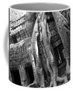 Ta Prohm Roots And Stone 03 Coffee Mug