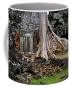 Ta Prohm Temple Ruins Coffee Mug