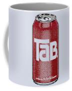 Tab Ode To Andy Warhol Coffee Mug by Tony Rubino