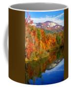 Table Rock Mirrored Coffee Mug