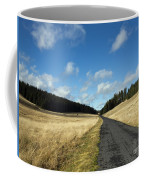 Tableland With Road Coffee Mug