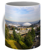 Tacoma Dome And Auto Museum Coffee Mug