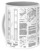 Tacoma Narrows Bridge Habs P2 Coffee Mug