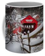 Taftsville Covered Bridge Coffee Mug