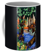 Tahiti Window Coffee Mug