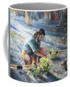 Tahitian Banana Carryer Coffee Mug