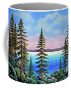 Tahoe Pines Coffee Mug