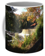Tahquamenon Falls With My Iphone Coffee Mug