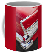 Tail Fins Are In 1957 Chevy Coffee Mug