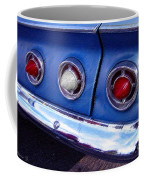 Tail Lights And Fenders Coffee Mug