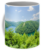Tail Of The Dragon Scenic Road In Great Smoky Mountains Coffee Mug
