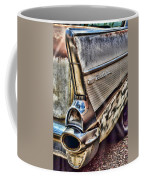 Taillight 1957 Chevy Bel Air Coffee Mug