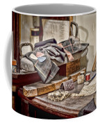 Tailors Work Bench Coffee Mug
