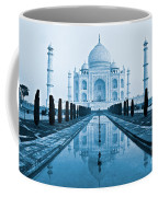 Taj Mahal - Agra - India Coffee Mug