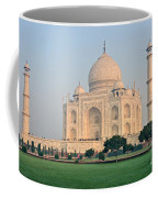 Taj Mahal At Sunrise - Agra - Uttar Pradesh - India Coffee Mug