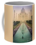 Taj Mahal Predawn Coffee Mug