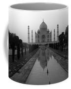 Taj Mahal Reflection Coffee Mug