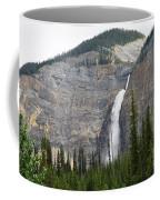Takakkaw Falls Coffee Mug