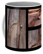 Take Action No Caption Coffee Mug by Bob Christopher