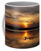 Take Off Forge Pond Coffee Mug