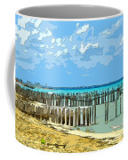 Take Stock Coffee Mug