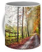 Take The Back Roads Coffee Mug