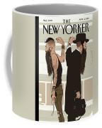 Take The L Train Coffee Mug