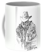 Taking A Nap Coffee Mug