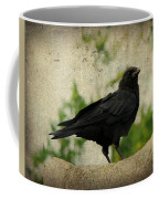 Blackbird Is Taking It All In Coffee Mug