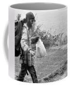 Taking My Pet For A Walk Coffee Mug